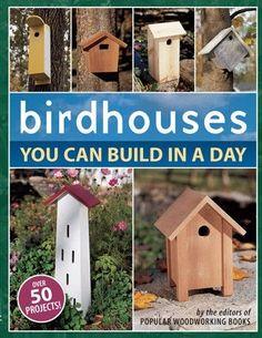 Birdhouse Plans #decorativebirdhouses