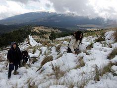 La Policía de Alta Montaña también tendrá presencia en el Nevado de Toluca.