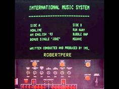 International Music System - An English Single Jokes, Italo Disco, Music System, Mp3 Song Download, English, Songs, Writing, Youtube