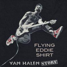 Flying Eddie Shirt