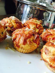Herzhafte Speck und Käse Muffins, ein raffiniertes Rezept aus der Kategorie Snacks und kleine Gerichte. Bewertungen: 35. Durchschnitt: Ø 4,1.