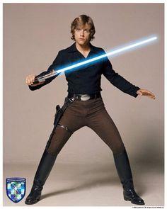 Le Retour du Jedi MARK HAMILL LUKE SKYWALKER Figurine lego Star Wars