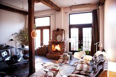 "Virlova Interiorismo:Decorar con ""New York Style"""