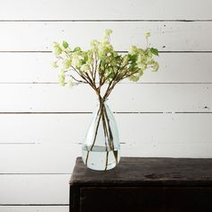 White Floral Bunch S