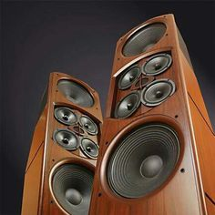 High end audio audiophile Legacy Helix speakers
