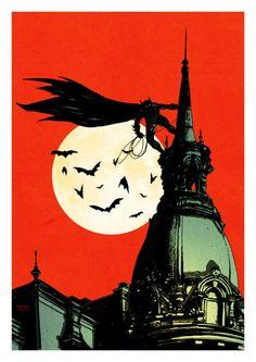 Batman by Rafael Tomaz Pimentel
