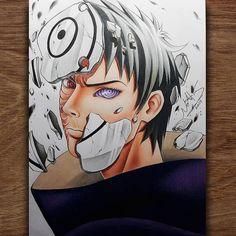 A Lot Of manga And Anime Drawing Styles Kakashi Hokage, Naruto Shippuden Sasuke, Kakashi And Obito, Madara Uchiha, Anime Naruto, Naruto Art, Anime Guys, Naruto Sketch, Naruto Drawings