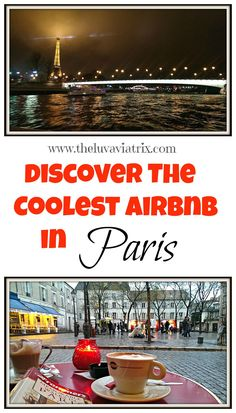The Coolest Airbnb in Paris - Stay like a local!
