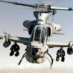 """AH-1Z VIPER fastest attack helicopter in the world and armed 2×AIM-9 +8×HELLFIRE +40×rockets #Xblacklist"""