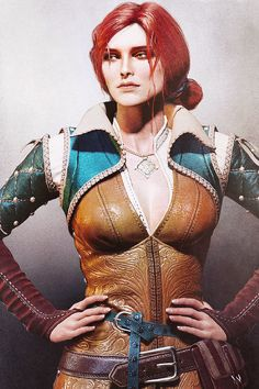 The Witcher - Triss Merigold