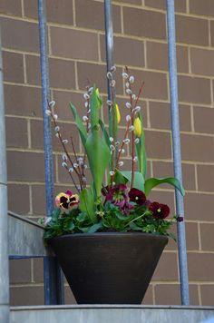 crescent garden planters. Crescent Garden Planter Planters