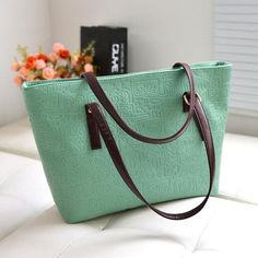 54b498363bb7 Women Bags 2016 New Arrival Women Handbags Cheap Shoulder Bag Leather Candy  Shopping Tote Bag Bolsa Feminina - FASHION BookFace - Leading Global Online  ...