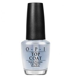 OPI Top Coat (Purchased)