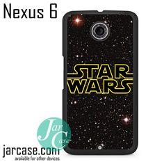 Star Wars Galaxy Logo Phone case for Nexus 4/5/6