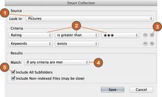 Smart collections in Bridge are like a search which instantly puts the results virtually in a folder