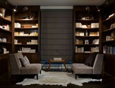 Home Library Design Ideas home library furniture: amazing white home library design with