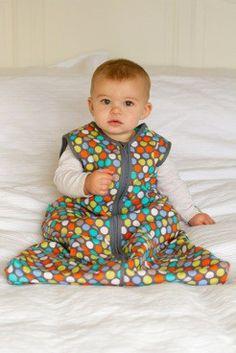 The Baby Dream Bag slaapzak is must have voor een goede nachtrust van uw baby