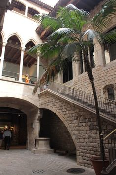 The Picasso Museum in #Barcelona! Now is probably the best time to visit this museum!
