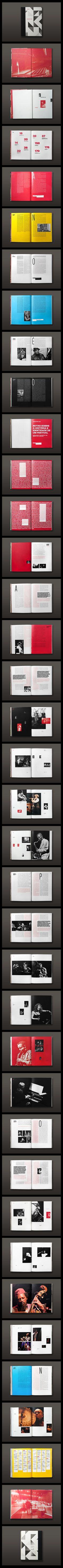 Jazz 20 Year Edition Book | Cool Printed Brochure Designs