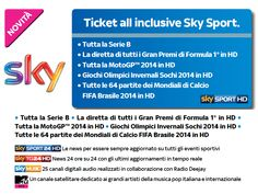 Hotel Riccione con Sky per mondiali di calcio, Formula 1 e MotoGP. E' possibile vedere gli eventi anche in sala separate, presso il bar dell'Hotel Margareth