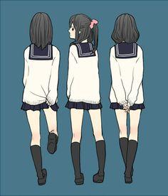 japanese uniforms | Tumblr