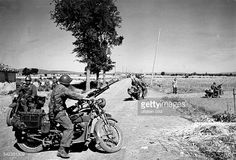 motorcycles in the spanish civil war - Google Search