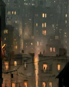 Pascal Campion「It's a hot night and I can't sleep」