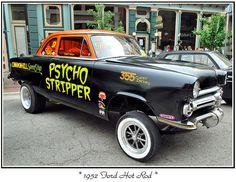 '52 Ford gasser