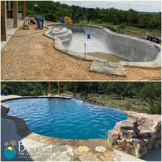 For instant fun: just add water! Pool Ideas, Backyard Ideas, Leisure Pools, Pool Contractors, Fiberglass Pools, Backyard Paradise, In Ground Pools, Pool Designs, Best Memories