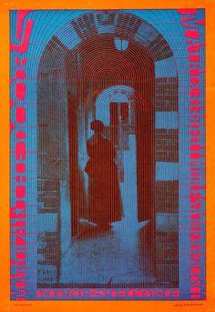 The Doors – 1967 Neon Rose/Matrix Concert Poster (Art By Victor Moscoso) Poster Art, Kunst Poster, Poster Series, Poster Ideas, The Doors, Victor Moscoso, Mundo Hippie, Vintage Concert Posters, Art Nouveau