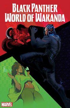 World of Wakanda by Afua Richardson