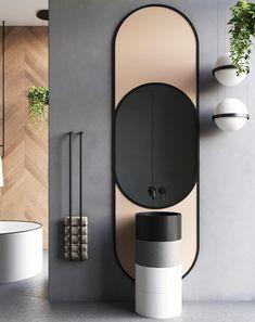 28 Bathroom Wall Decor Ideas to Increase Bathroom's Value Minimalist bathroom interior! Bathroom Wall Decor, Bathroom Interior Design, Bathroom Faucets, Modern Bathroom, Small Bathroom, Bathroom Ideas, Washroom, Bathroom Mirrors, Minimalist Bathroom Design