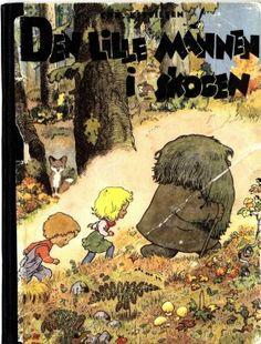 Den lille mannen i skogen