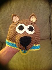 Ravelry: Whats Up Scooby Doo Inspired Hat pattern by Terree Lowe