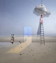 Amazing surreal photography by French artist Alastair Magnaldo.