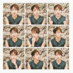 [ Photoshoot][MiniPhotos] BTS I NEED U jin