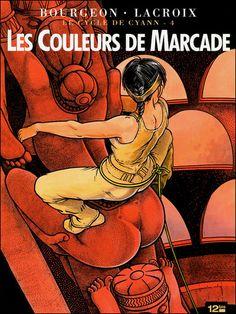 François Bourgeon Le cycle de Cyann