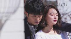 Seo Dae Young, Jin Goo, Kim Ji Won, Song Joong Ki, Lee Jong Suk, Korean Drama, Kdrama, Songs, Couple Photos