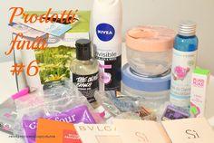 Sweety Reviews: Prodotti Finiti #6