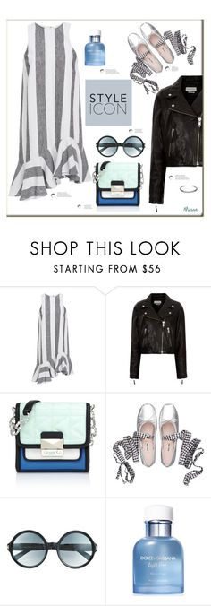 """""""Sin título #1671"""" by mussedechocolate ❤ liked on Polyvore featuring Paper London, Étoile Isabel Marant, Karl Lagerfeld, Miu Miu, Tom Ford, Dolce&Gabbana and Maison Margiela"""