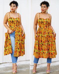 African Attire, African Wear, African Fashion, Costume Design, Clothing Patterns, Diy Fashion, Gorgeous Women, Female Models, Plus Size Fashion