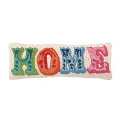 Colorful Home Pillow