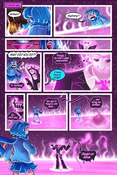 Mystery Skulls - GHOST - Page 32 by HyperChronic