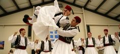 OPA! The 27th annual Greek Festival will feature delicious Greek food, authentic Greek music & dancing, imports from Greece, a silent auction, raffle, and kids entertainment, August 22 - 24 at St. Anthony's Greek Orthodox Church.