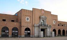 Fachada de la cárcel de Carabanchel (Madrid)  - Portal Fuenterrebollo