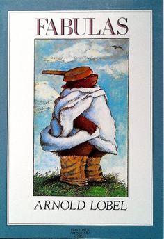 Fabulas / Fables (Spanish Edition) by Arnold Lobel http://www.amazon.com/dp/8420445525/ref=cm_sw_r_pi_dp_TFK2tb04NVQDYP3Q