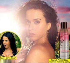 Norvell Sunless & Katy Perry @Kris Quinn Skin Solutions, LLC