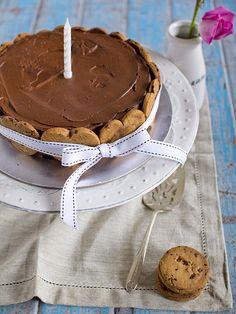 chocolate and px cake by spicyicecream, via Flickr