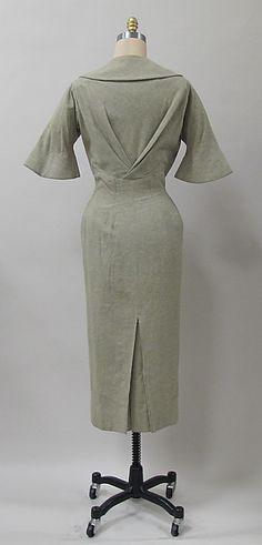 1952-53Charles James | Dress | American | The Metropolitan Museum of Art