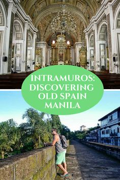 Hidden within Manila lies Intramuros, a beautiful Spanish Quarter full of its own secrets.